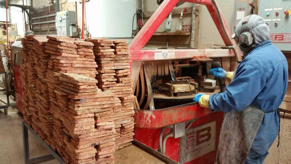 Cut Brick Veneer – Colonial Brick Company